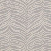 Gray & Cream Zebra Print Fabric