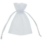 Sheer Wedding Favor Bags