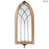Cathedral Wood Wall Sconce