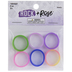 Multi-Color Marble Silicone Rings