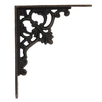 Ornate Metal Bracket