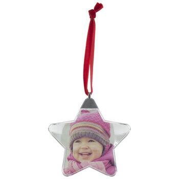Star Frame Ornament