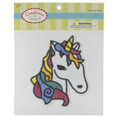 Unicorn Sequin Iron-On Applique