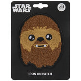 Chewbacca Iron-On Applique
