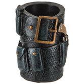 Police Belt Pencil Cup