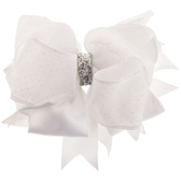 Layered Elegant Bow Hair Clip