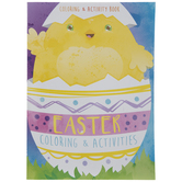 Easter Activities & Coloring Book