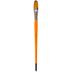 Master's Touch Soft Taklon Filbert Paint Brush - Size 18