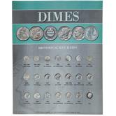 Deluxe Dimes Board