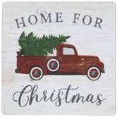Home For Christmas Magnet