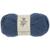 Blue Teal Yarn Bee Must Be Merino Aran Yarn