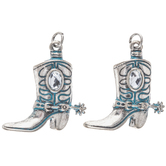 Cowboy Boot Charms