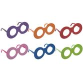 Round Foam Glasses