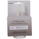 Timber & Patchouli Refresher Oil
