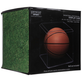 Basketball & Soccer Ball Display Case
