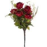 Elegant Rose Bush