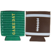 Football Can Coolers