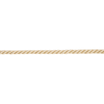 Natural Twisted Cord Trim - 5mm
