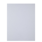 "White Felt Sheet - 9"" x 12"" x 2mm"