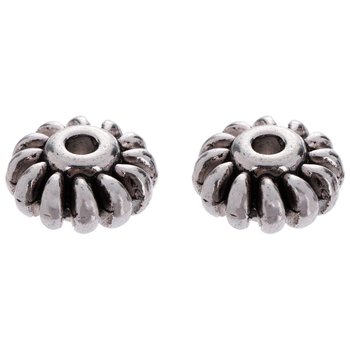 Gear Spacer Beads - 12mm