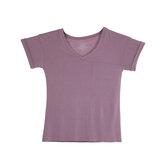 Drapey V-Neck Adult T-Shirt
