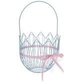 Metal Wire Egg Easter Basket