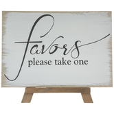 Favors Wood Decor
