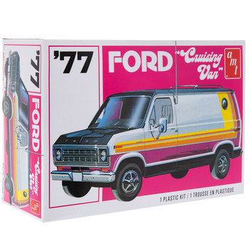 1977 Ford Cruising Van Model Kit