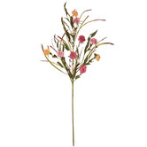 Pink Spring Blossom Mix Stem
