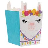 Llama Favor Boxes