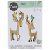 Sizzix Thinlits Christmas Deer Dies