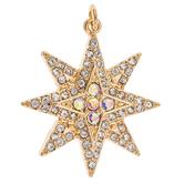 Layered Star Pendant