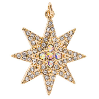 Layered Star Pendant