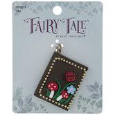 Ladybug Journal Pendant