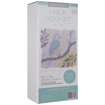 Bird Latch Hook Kit