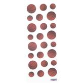 Basketball Puffy Stickers