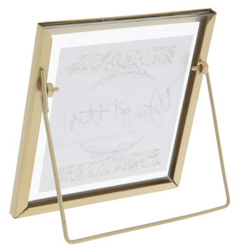 You Got This Framed Metal Decor