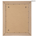 Gray Wood Wall Frame - 16