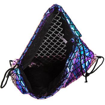 Mermaid Scale Drawstring Bag