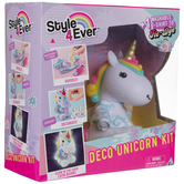 Deco Tie Dye Unicorn Bank Kit