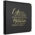 Breathtaking Moments Post Bound Scrapbook Album - 12