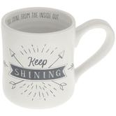 Keep Shining Mug
