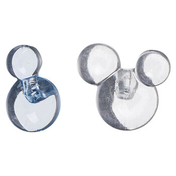 Round Bubbles Shank Buttons