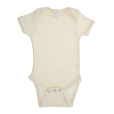 Ecru Infant Creeper - Newborn