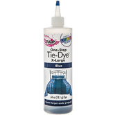 Blue One-Step Tie Dye