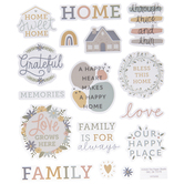 Home & Family Stickers
