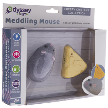 Remote Control Meddling Mouse