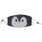 PenguinMoosh-Moosh Kids Face Mask