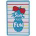 Sun And Fun Jumbo Playing Cards