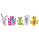Easter Characters Paper Roll Craft Kit